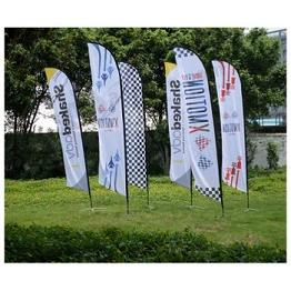 Wholesale custom high-end advertising flags