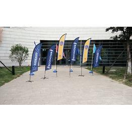 Wholesale swooper flags and banners