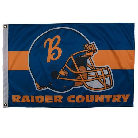 Wholesale raider country sports sign